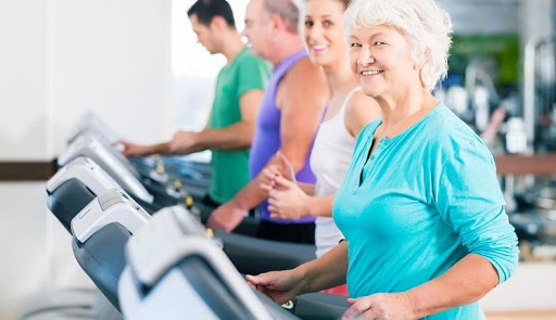 Best Exercise Machine for Seniors - Workout for the Elderly